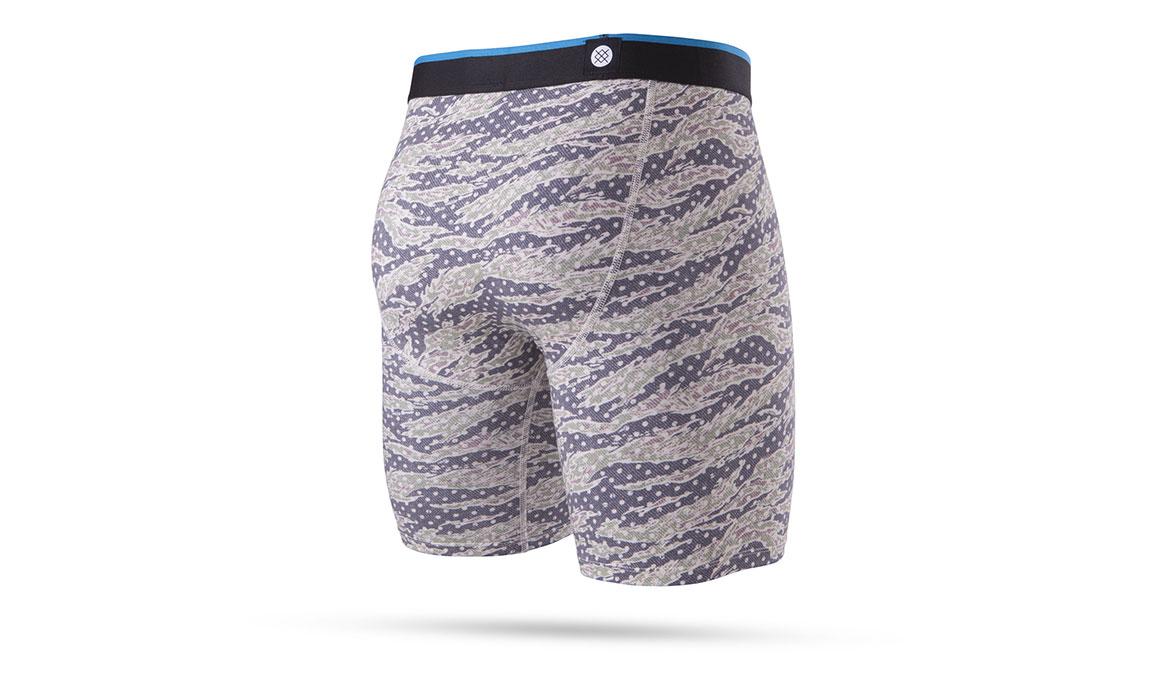 Men's Stance Camo Dots Boxer Brief - Color: Tan Size: S, Tan, large, image 2