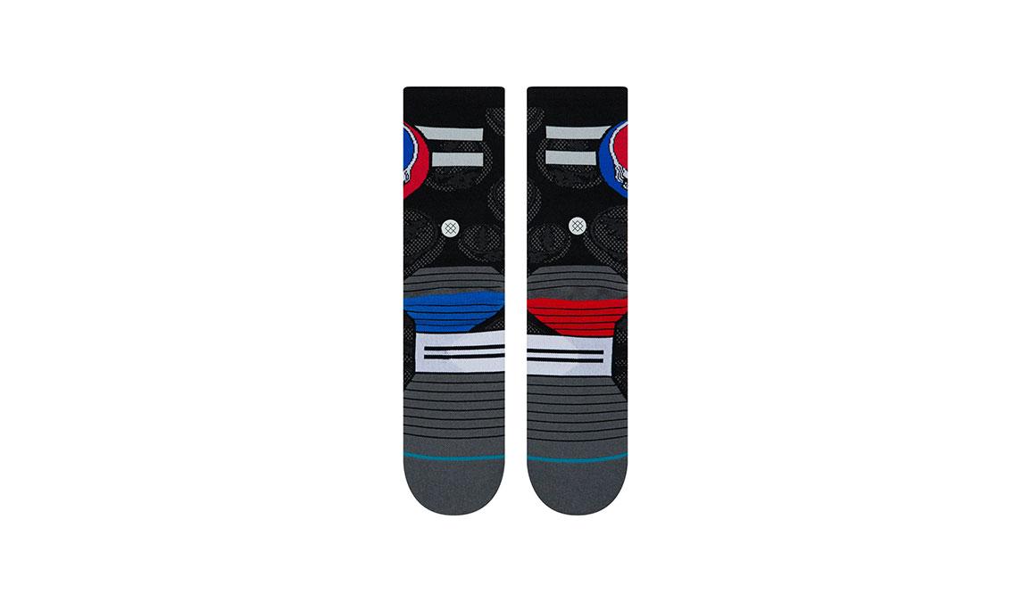 Black Stance Grateful Dead Head Socks