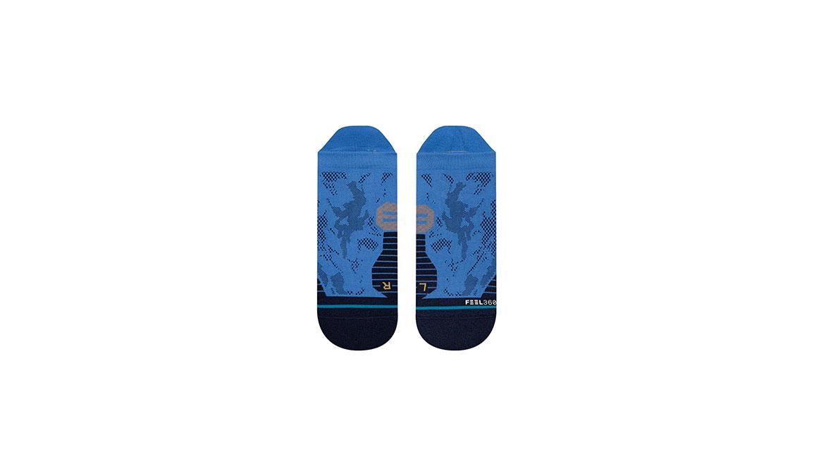 Men's Stance Shatter Tab - Color: Blue Size: L, Blue, large, image 2