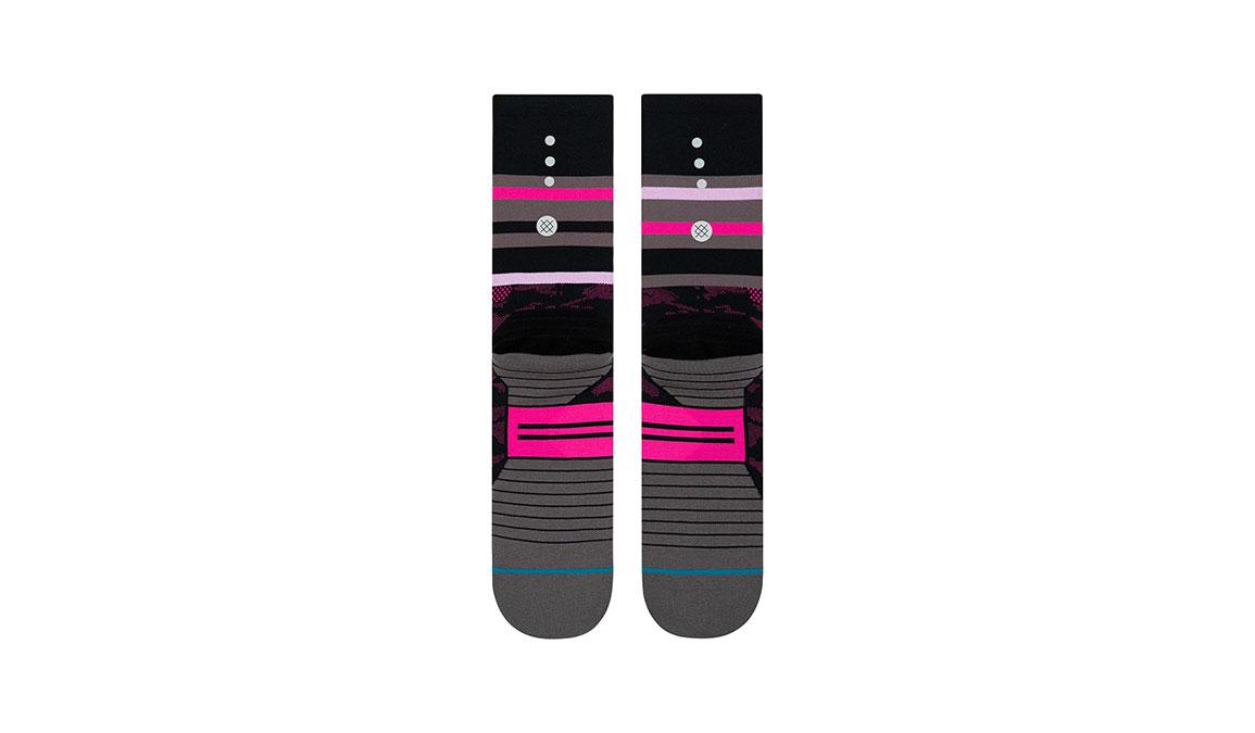 Men's Stance Trackstand Crew - Color: Black Size: L, Black, large, image 3