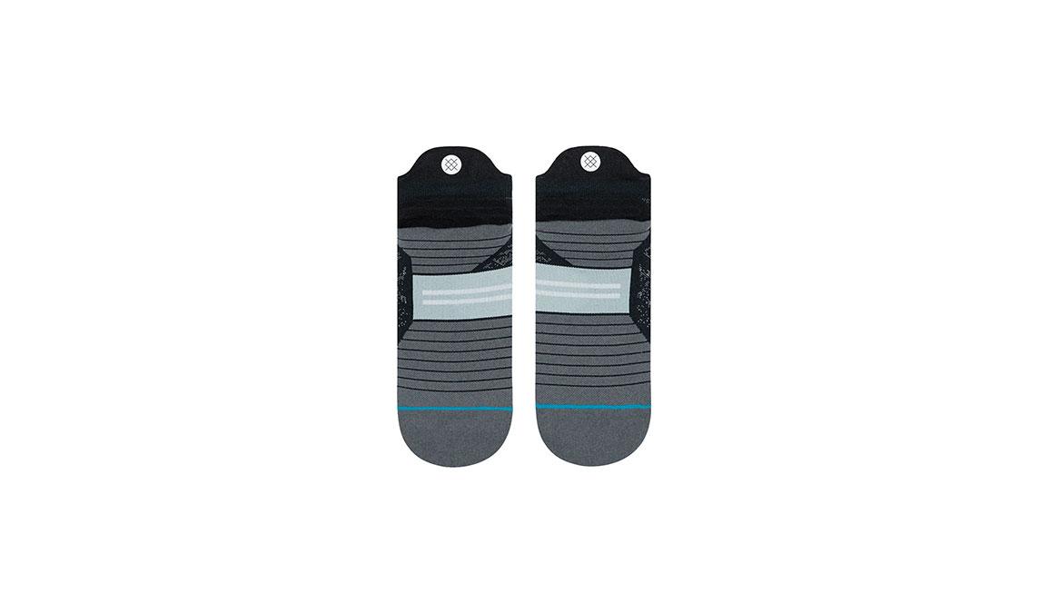 Men's Stance Uncommon Run Tab  - Color: Black Size: M, Black, large, image 3