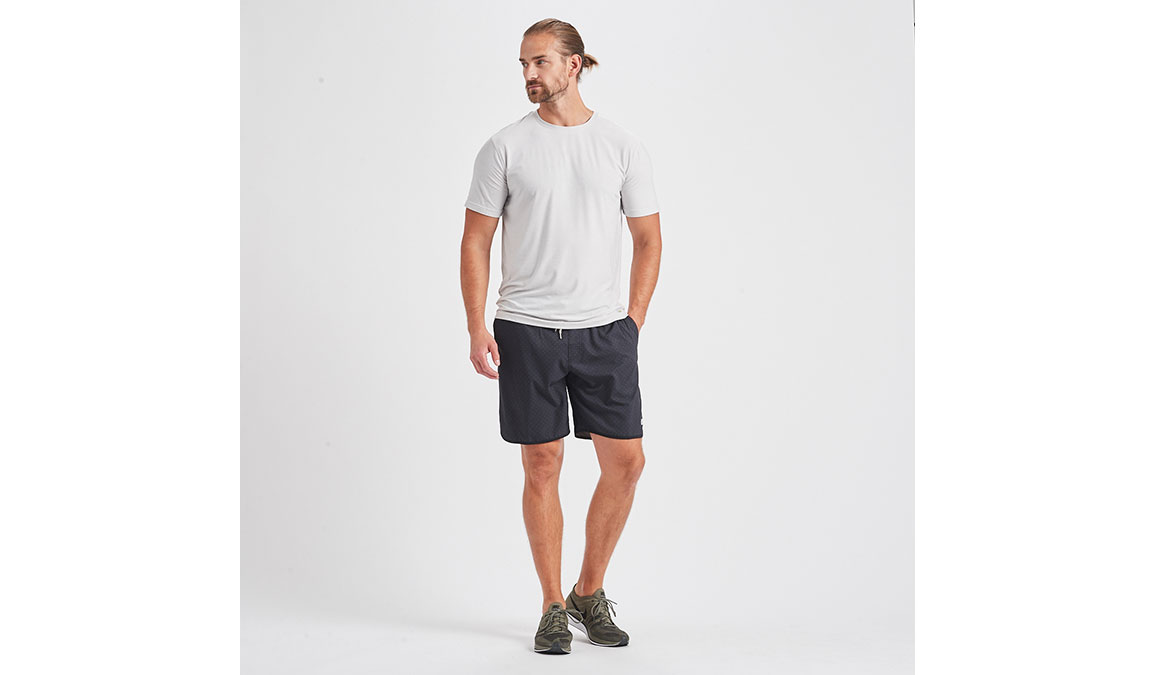 "Men's Vuori Banks 8"" Short  - Color: Black Micro Dot Size: M, Black Micro Dot, large, image 1"