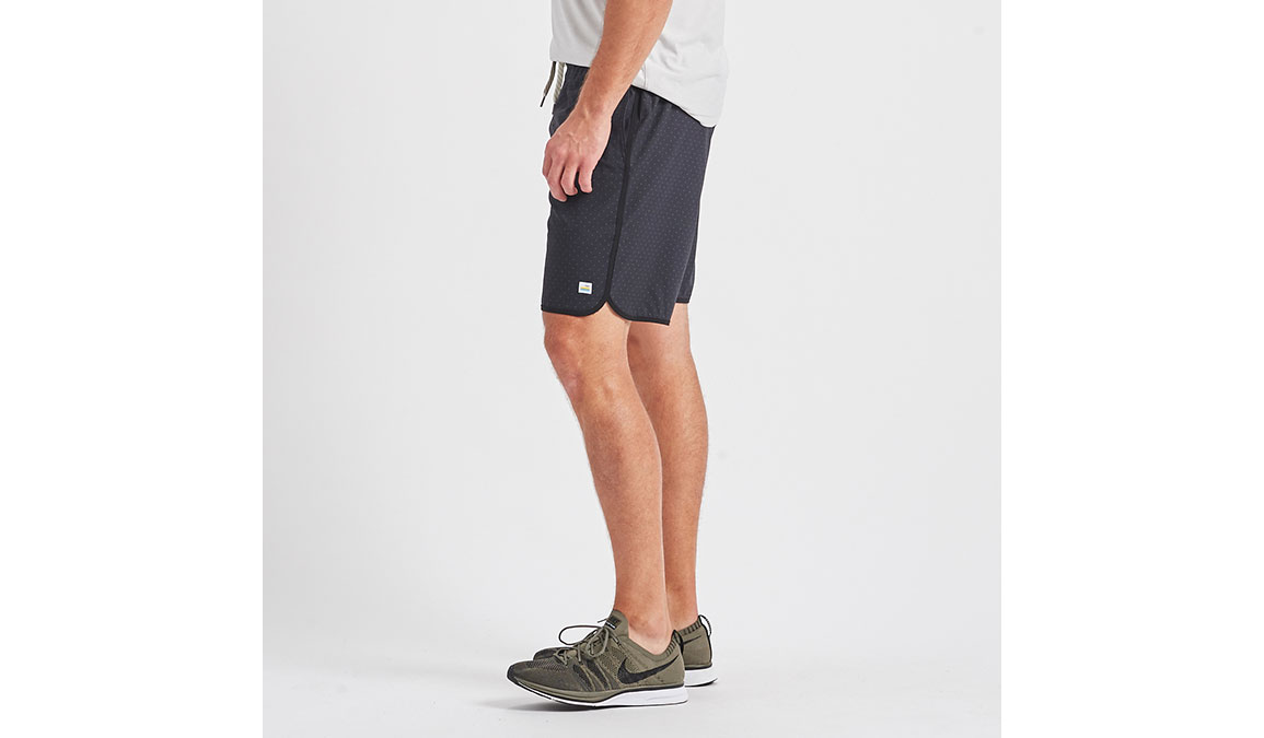 "Men's Vuori Banks 8"" Short  - Color: Black Micro Dot Size: M, Black Micro Dot, large, image 3"