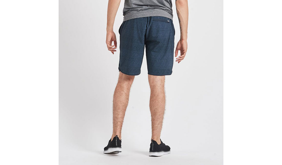 """Men's Vuori Banks 8"""" Short - Color: Ink Cell Texture Size: S, Ink Cell Texture, large, image 3"""