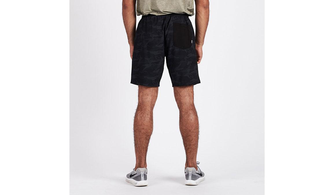 """Men's Vuori Kore 8"""" Short - Color: Black Camo Size: L, Black Camo, large, image 3"""