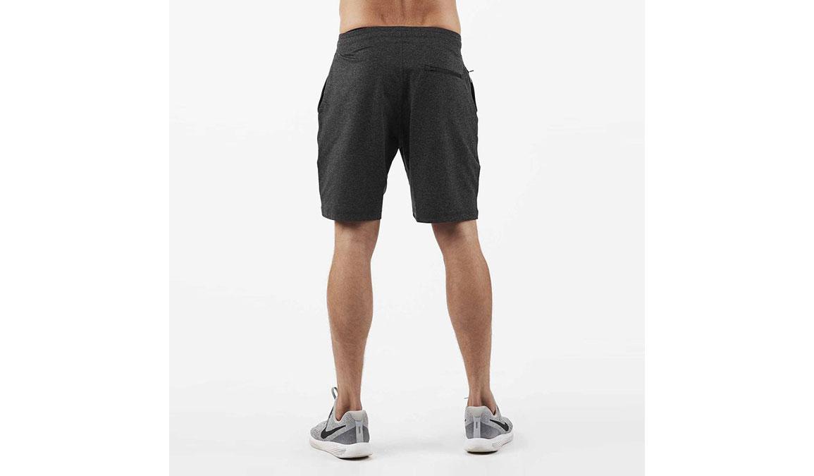 "Men's Vuori Ponto 7.5"" Shorts - Color: Charcoal Size: M, Charcoal, large, image 2"