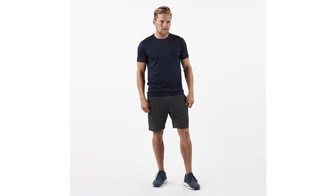 "Men's Vuori Ponto 7.5"" Shorts - Color: Charcoal Size: M, Charcoal, large, image 3"