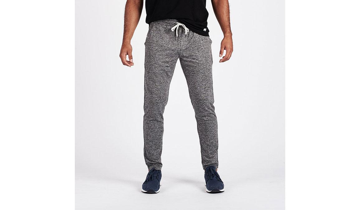 Men's Vuori Ponto Performance Pants - Color: Heather Grey Size: S, Heather Grey, large, image 1