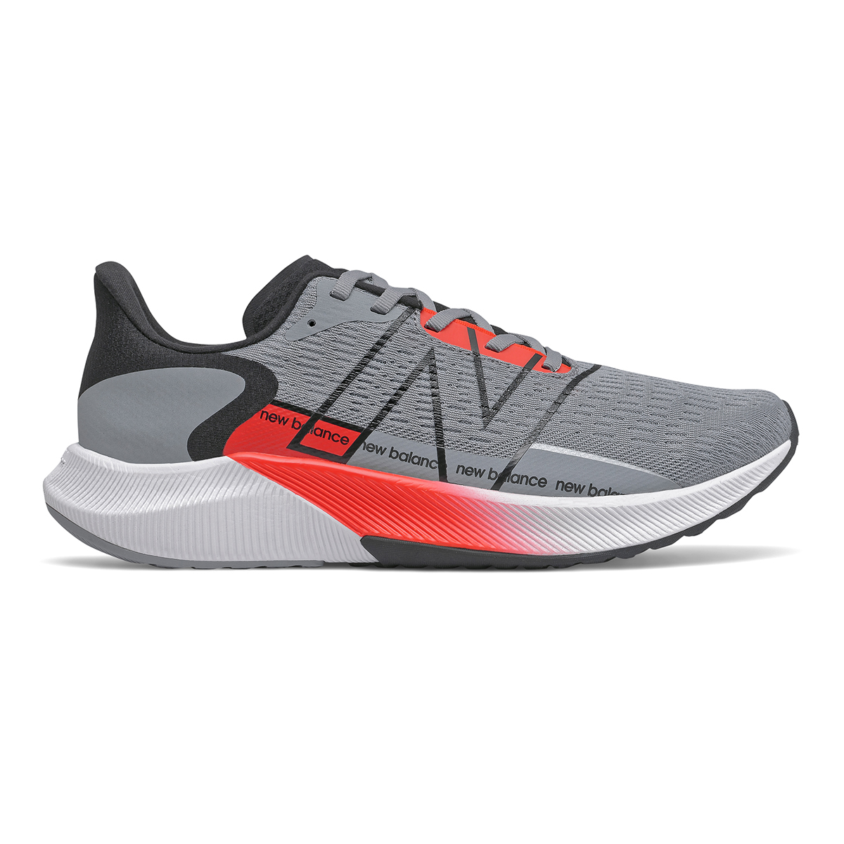 Men's New Balance Fuelcell Propel V2 Running Shoe - Color: Steel - Size: 6 - Width: Wide, Steel, large, image 1