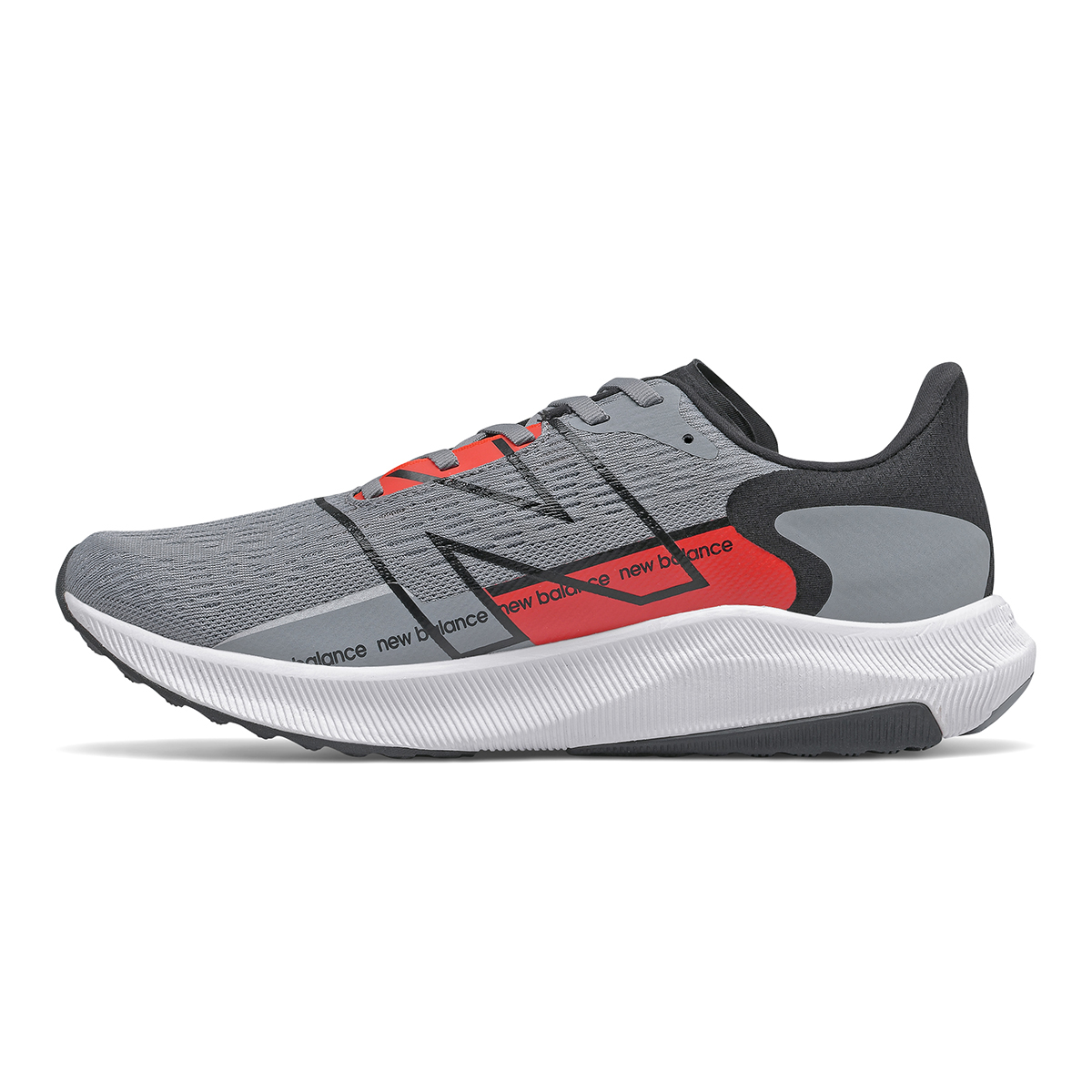Men's New Balance Fuelcell Propel V2 Running Shoe - Color: Steel - Size: 6 - Width: Wide, Steel, large, image 2