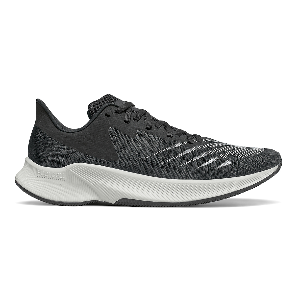 Men's New Balance Fuelcell Prism Running Shoe - Color: Black - Size: 7 - Width: Wide, Black, large, image 1