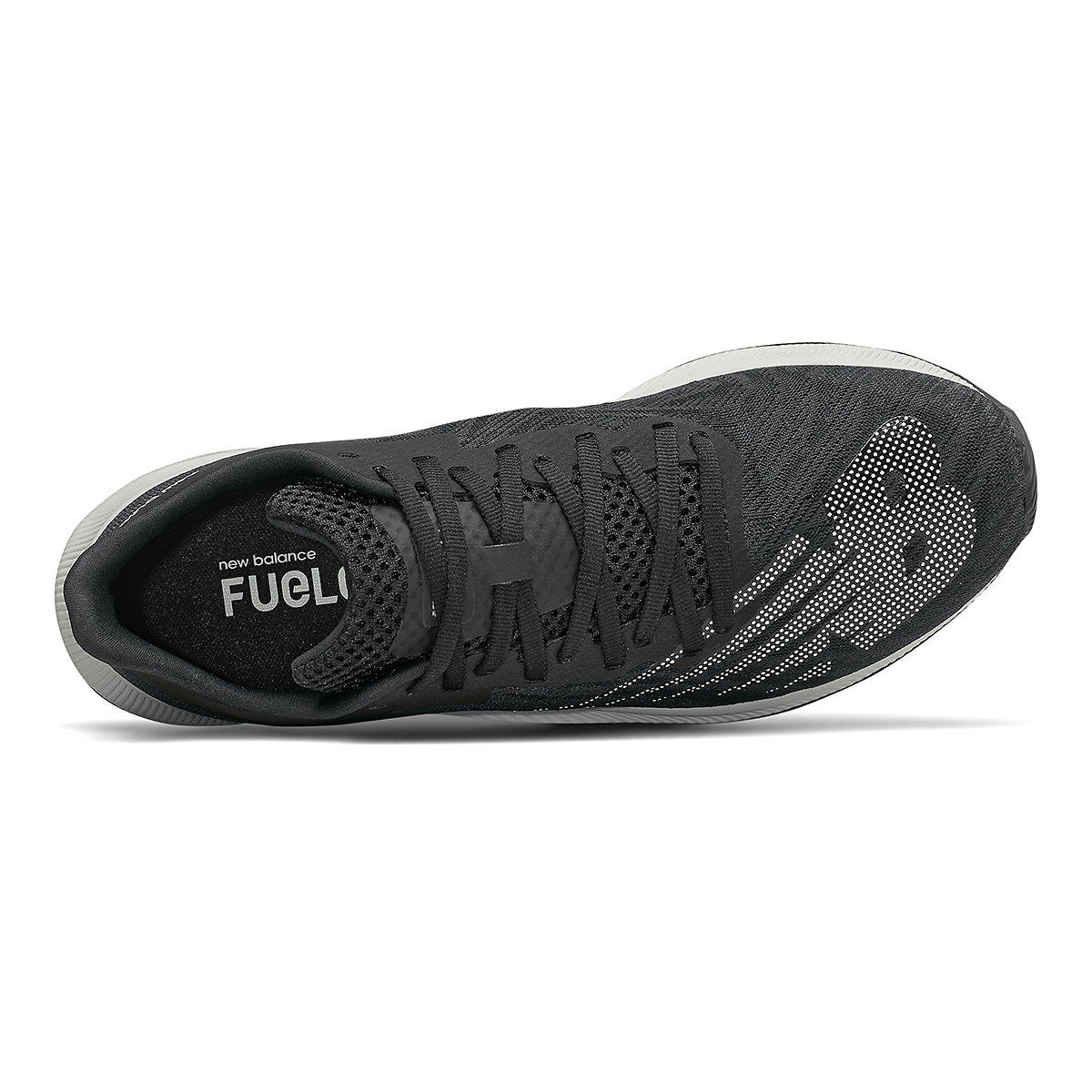 Men's New Balance Fuelcell Prism Running Shoe - Color: Black - Size: 7 - Width: Wide, Black, large, image 3