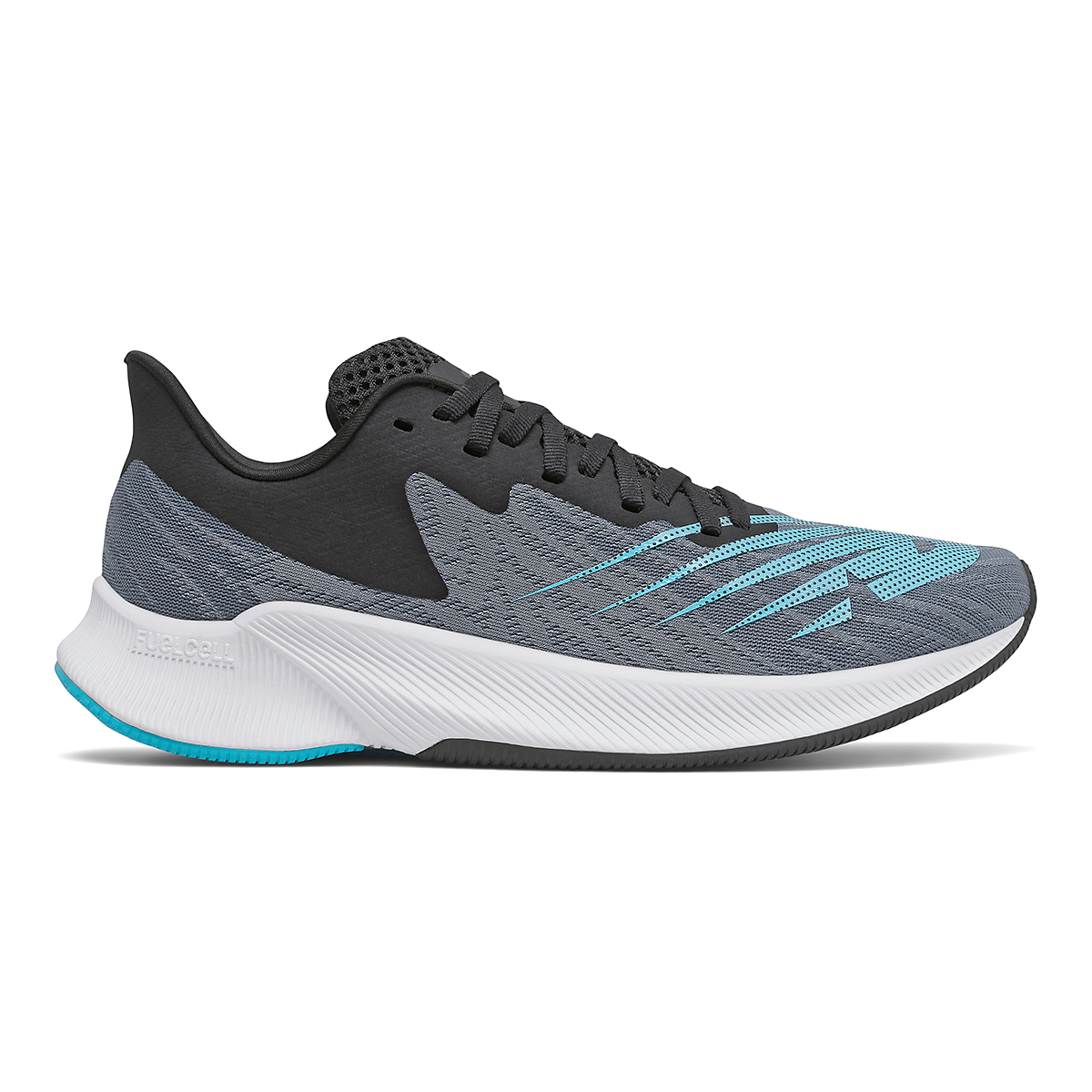 Men's New Balance Fuelcell Prism Running Shoe - Color: Ocean Grey/Virtual Sky - Size: 7 - Width: Wide, Ocean Grey/Virtual Sky, large, image 1
