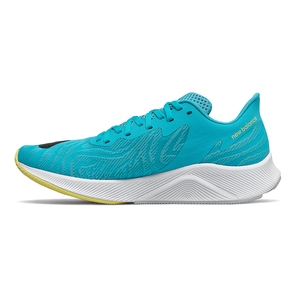 Men's New Balance Fuelcell Prism Running Shoe - Color: Virtual Sky/First Light - Size: 7 - Width: Wide, Virtual Sky/First Light, large, image 2