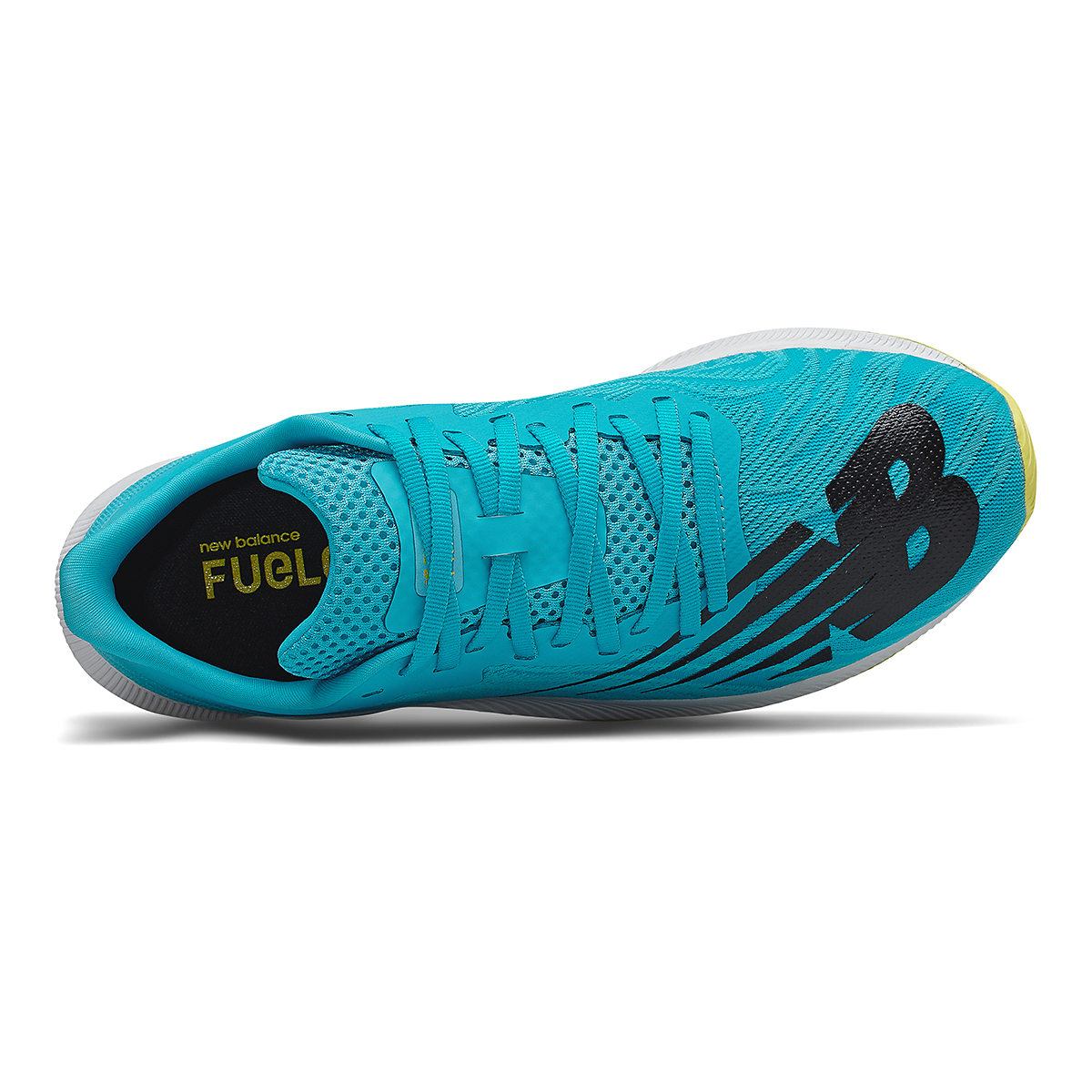 Men's New Balance Fuelcell Prism Running Shoe - Color: Virtual Sky/First Light - Size: 7 - Width: Wide, Virtual Sky/First Light, large, image 3