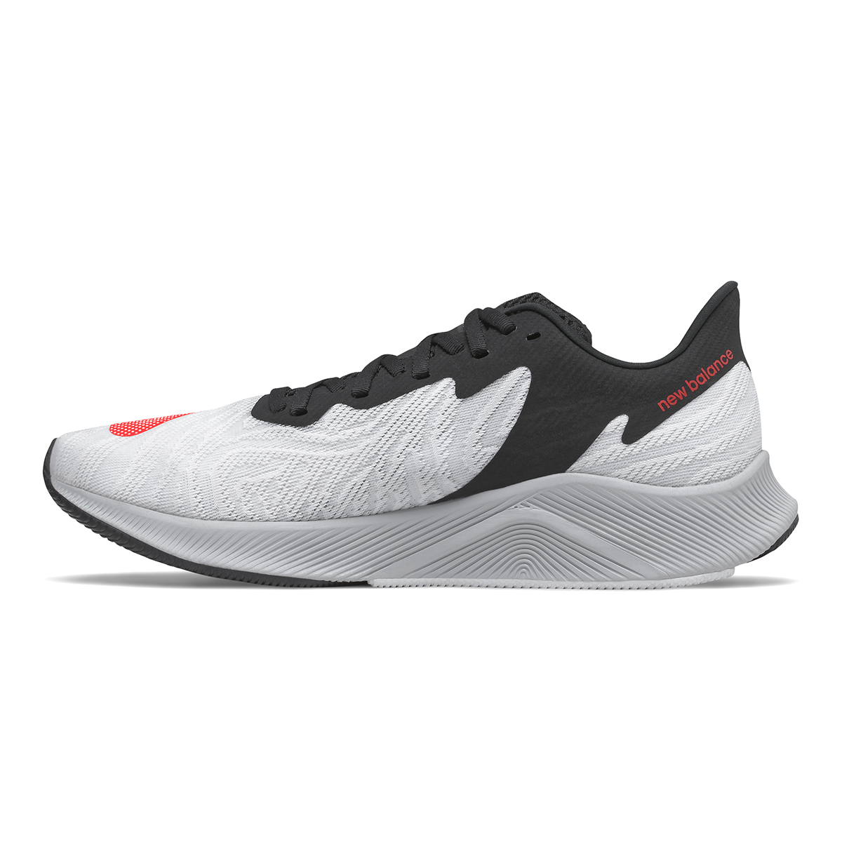 Men's New Balance FuelCell Prism Running Shoe - Color: White - Size: 7 - Width: Wide, White, large, image 2