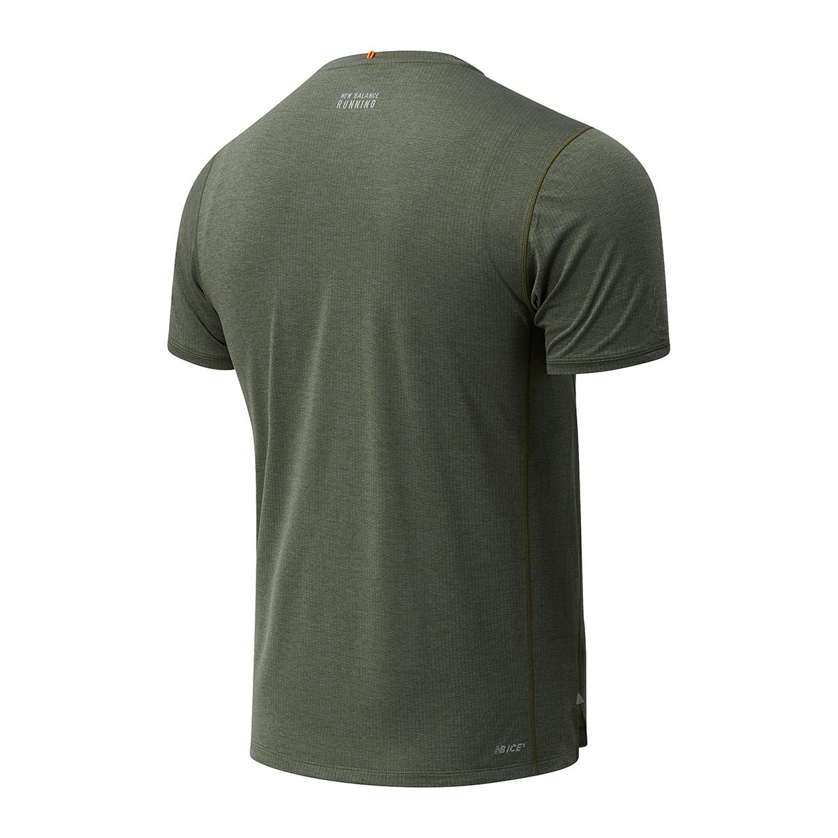 Men's New Balance Impact Run Short Sleeve, , large, image 2