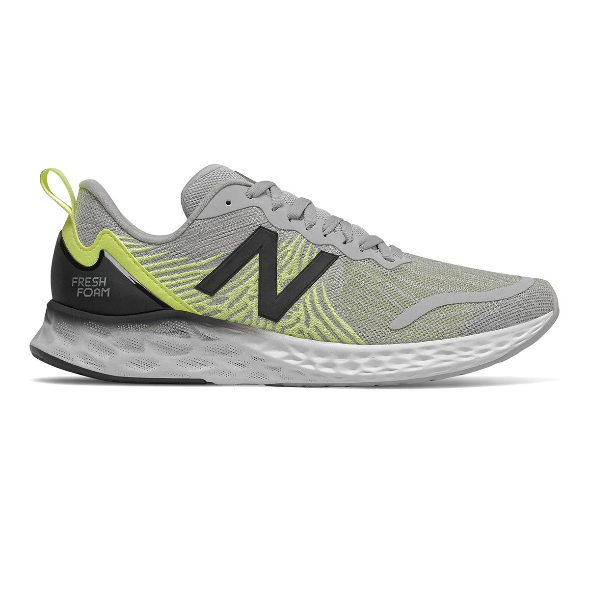 Men's New Balance Tempo Running Shoe - Color: Rain Cloud - Size: 7 - Width: Wide, Rain Cloud, large, image 1