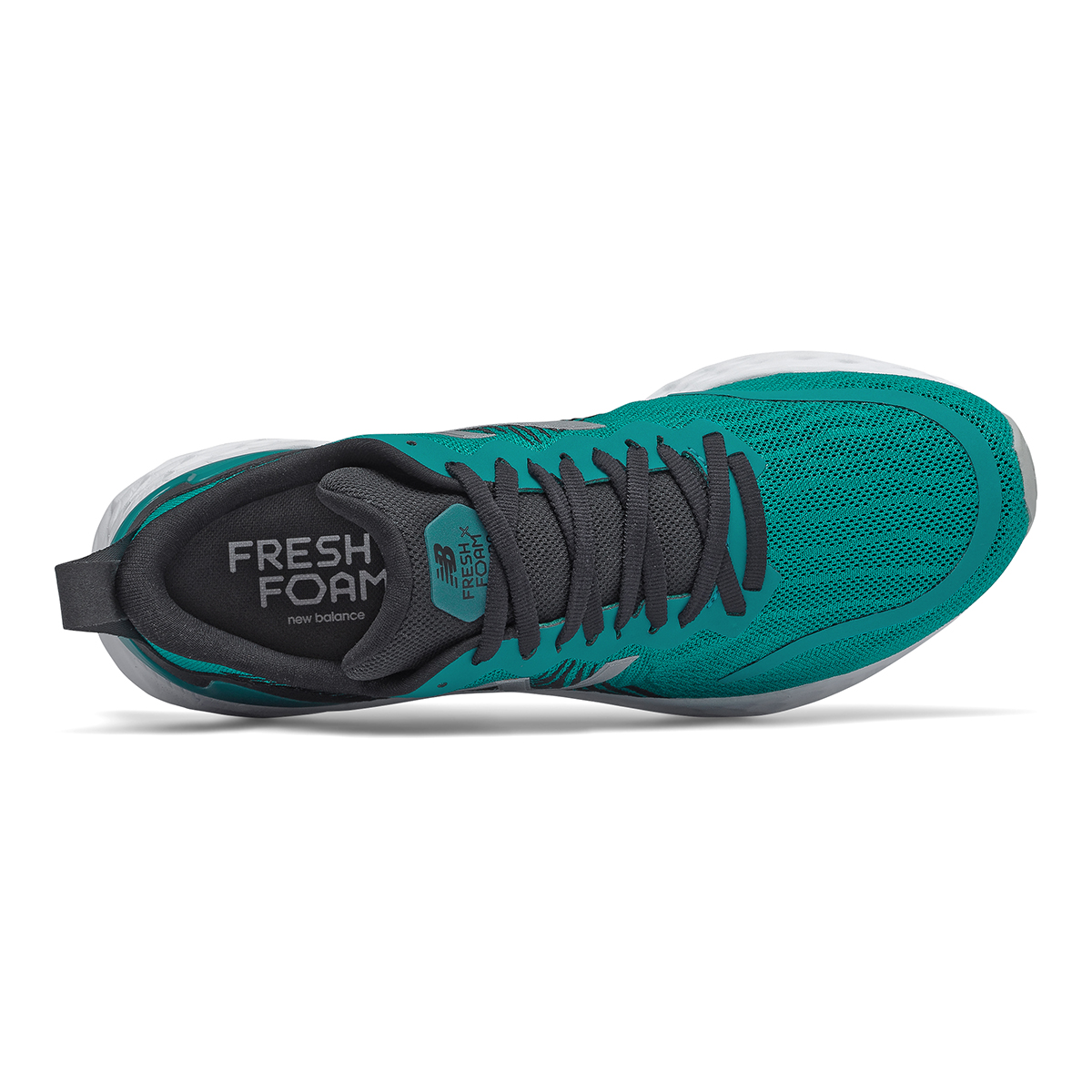 Men's New Balance Tempo Running Shoe - Color: Team Teal - Size: 7.5 - Width: Wide, Team Teal, large, image 3