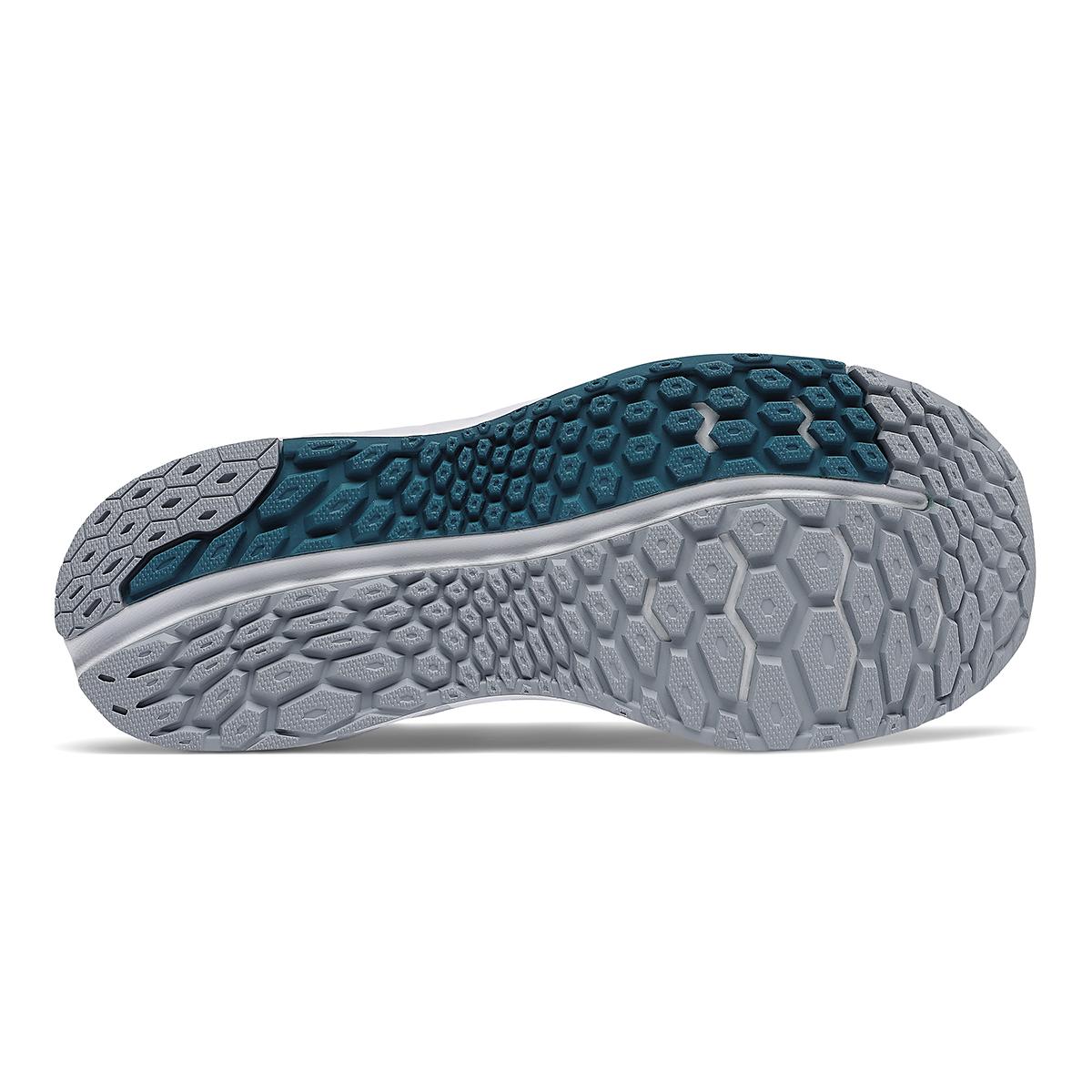 Men's New Balance Vongo V4 Running Shoe - Color: White - Size: 8 - Width: Regular, White, large, image 4