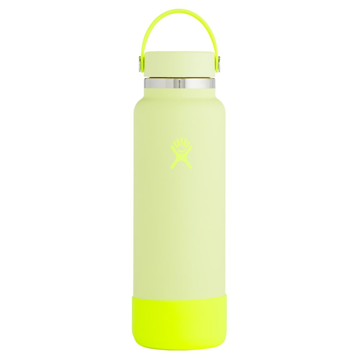 Hydro Flask 40 Oz Wide Mouth Prism Pop Bottle - Color: Pop Yellow - Size: NS - Width:, Pop Yellow, large, image 1