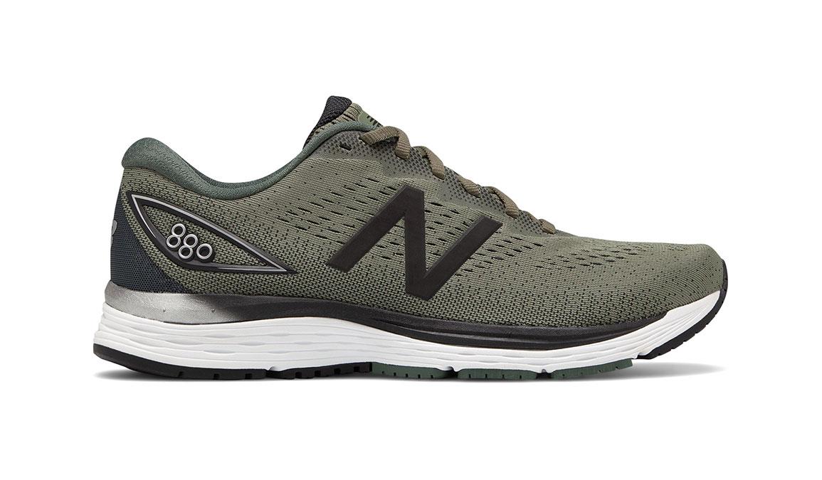 Men's New Balance 880v9 Running Shoe - Color: Military Green (Regular Width) - Size: 7, Military Green, large, image 1