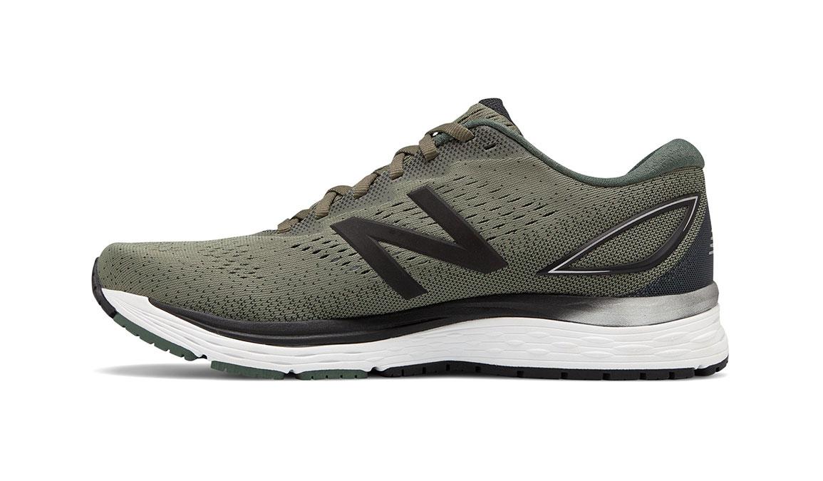 Men's New Balance 880v9 Running Shoe - Color: Military Green (Regular Width) - Size: 7, Military Green, large, image 2