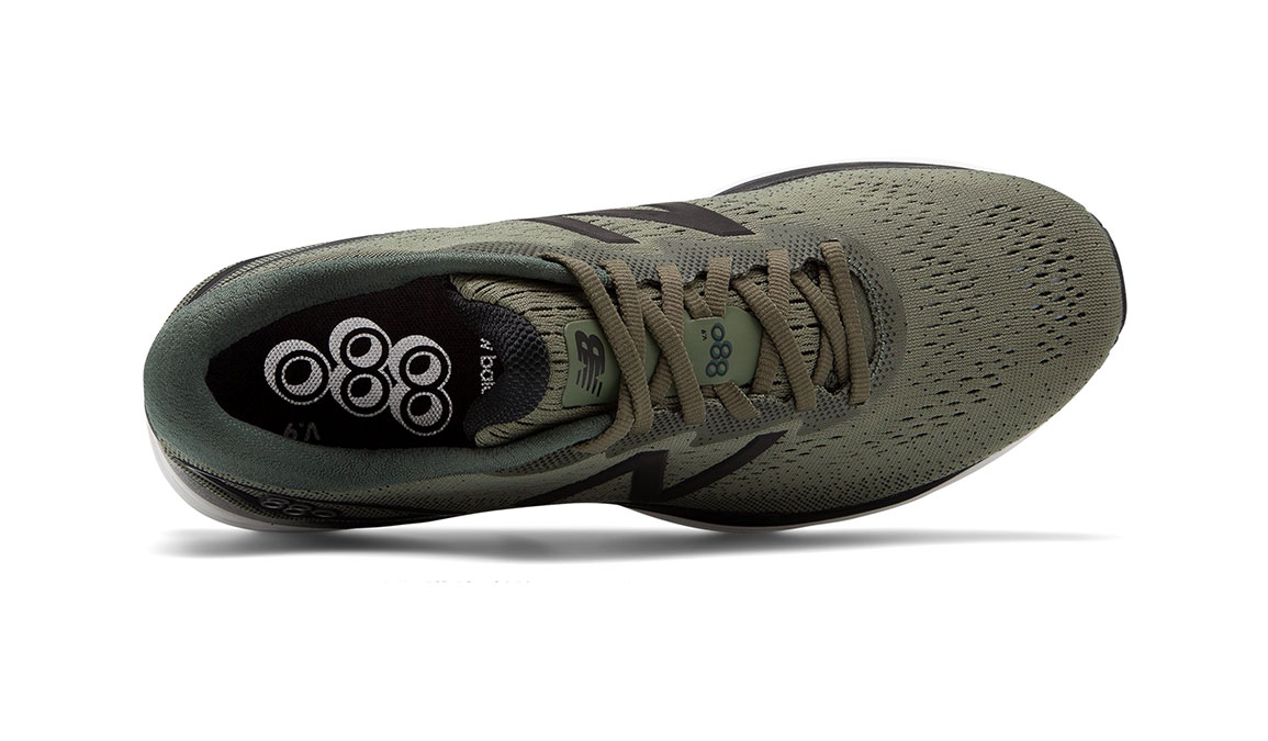 Men's New Balance 880v9 Running Shoe - Color: Military Green (Regular Width) - Size: 7, Military Green, large, image 3