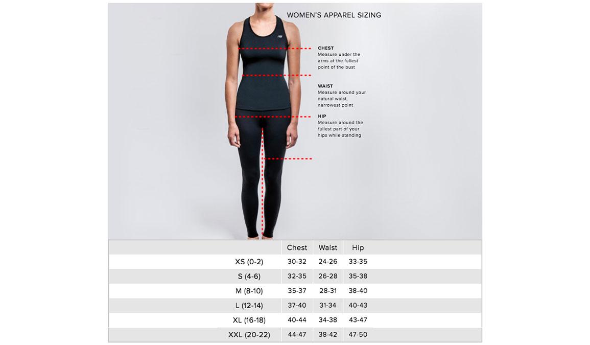 Women's New Balance NB Radiant Heat Vest, , large, image 2