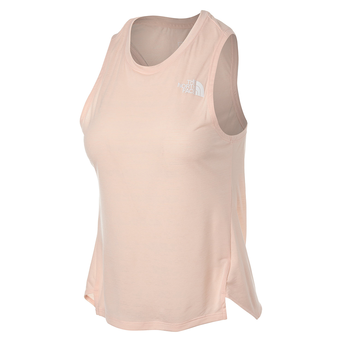 Women's The North Face Up With The Sun Tank - Color: Evening Sand Pink - Size: S, Evening Sand Pink, large, image 1