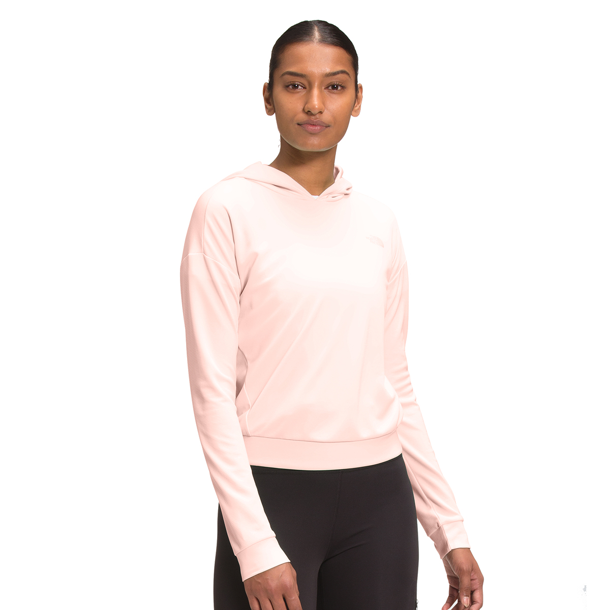 Women's The North Face Wander Hoodie - Color: Pearl Blush - Size: XS, Pearl Blush, large, image 1