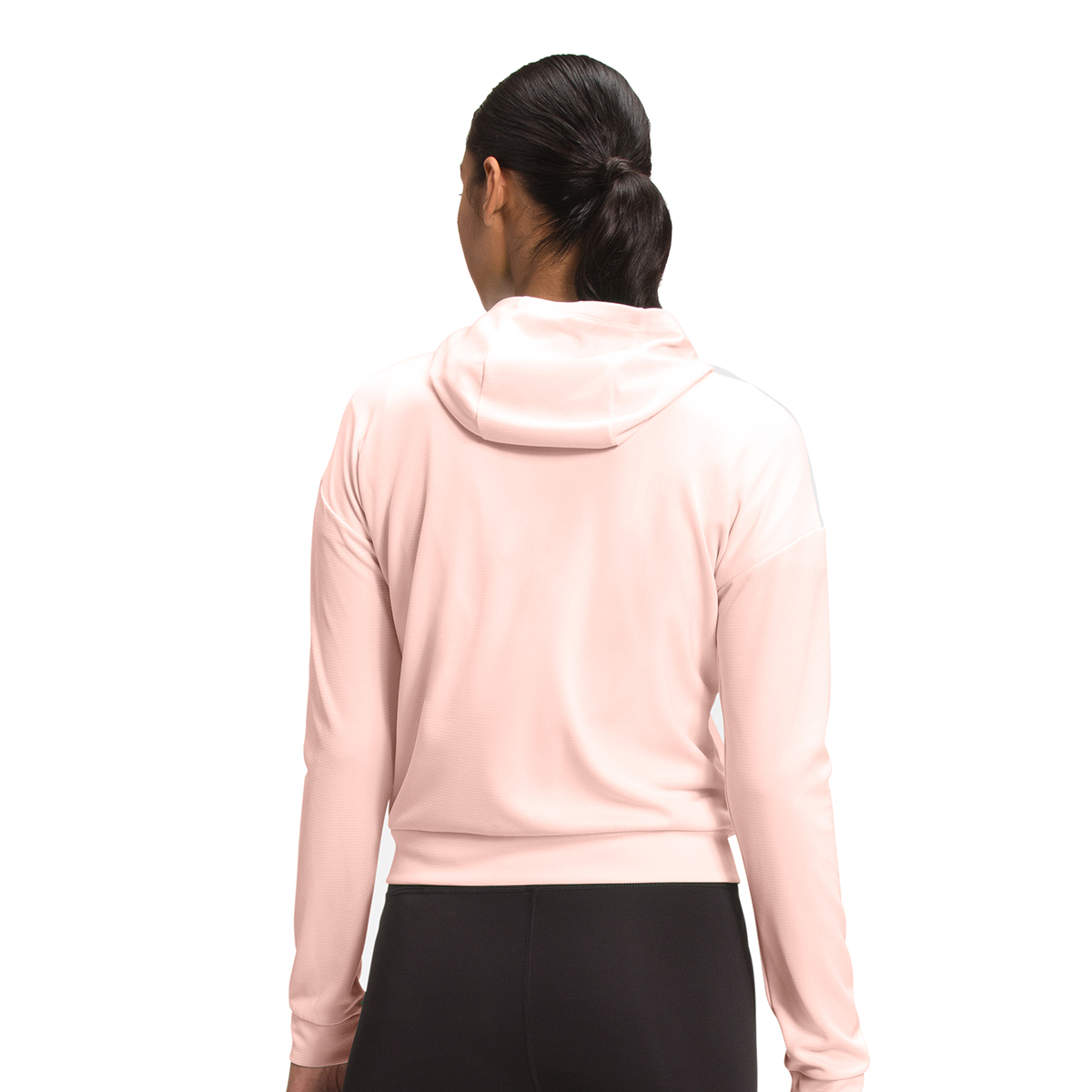Women's The North Face Wander Hoodie - Color: Pearl Blush - Size: XS, Pearl Blush, large, image 2