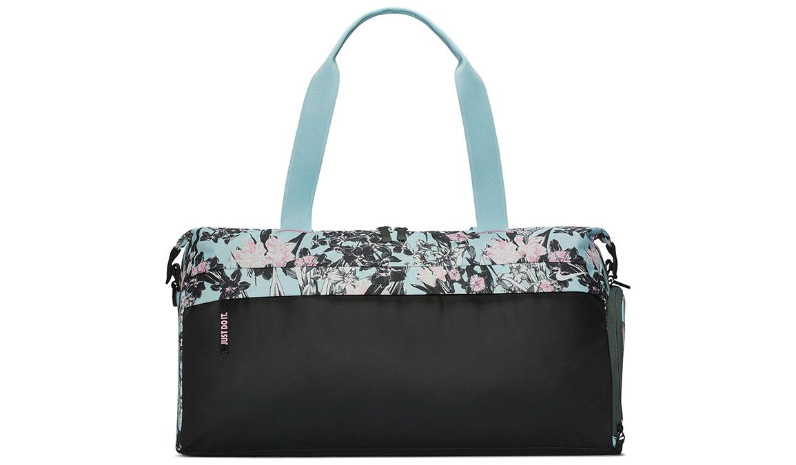 Nike Radiate Floral Club Bag - Color: Topaz Mist/Black/White Size: OS, Topaz Mist/Black/White, large, image 3
