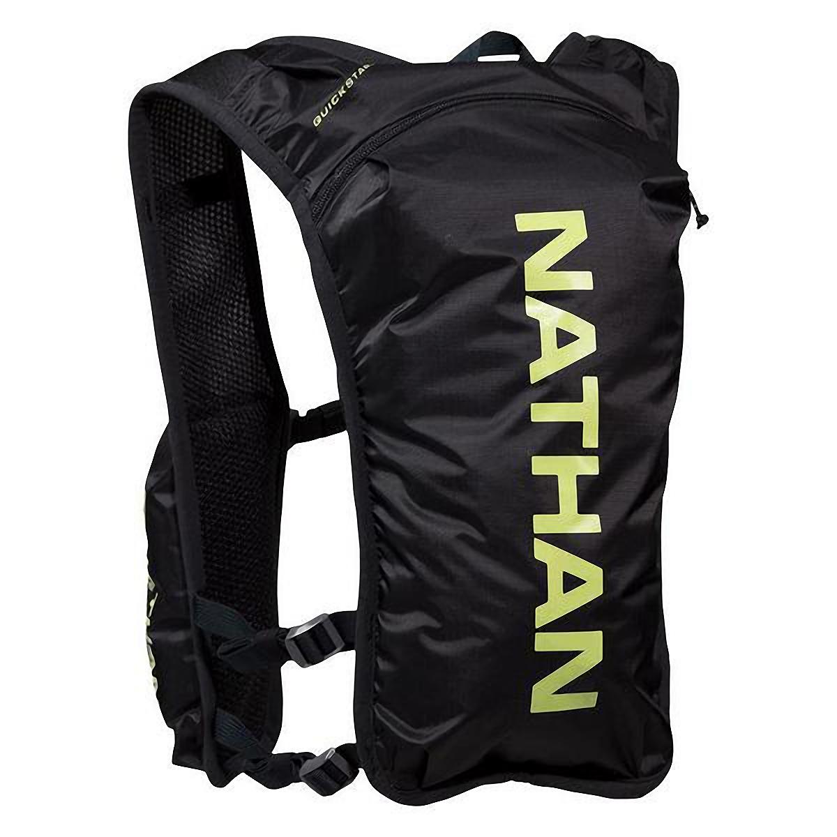 Nathan Quickstart 4 Liter Race Pack - Color: Black - Size: One Size, Black, large, image 2