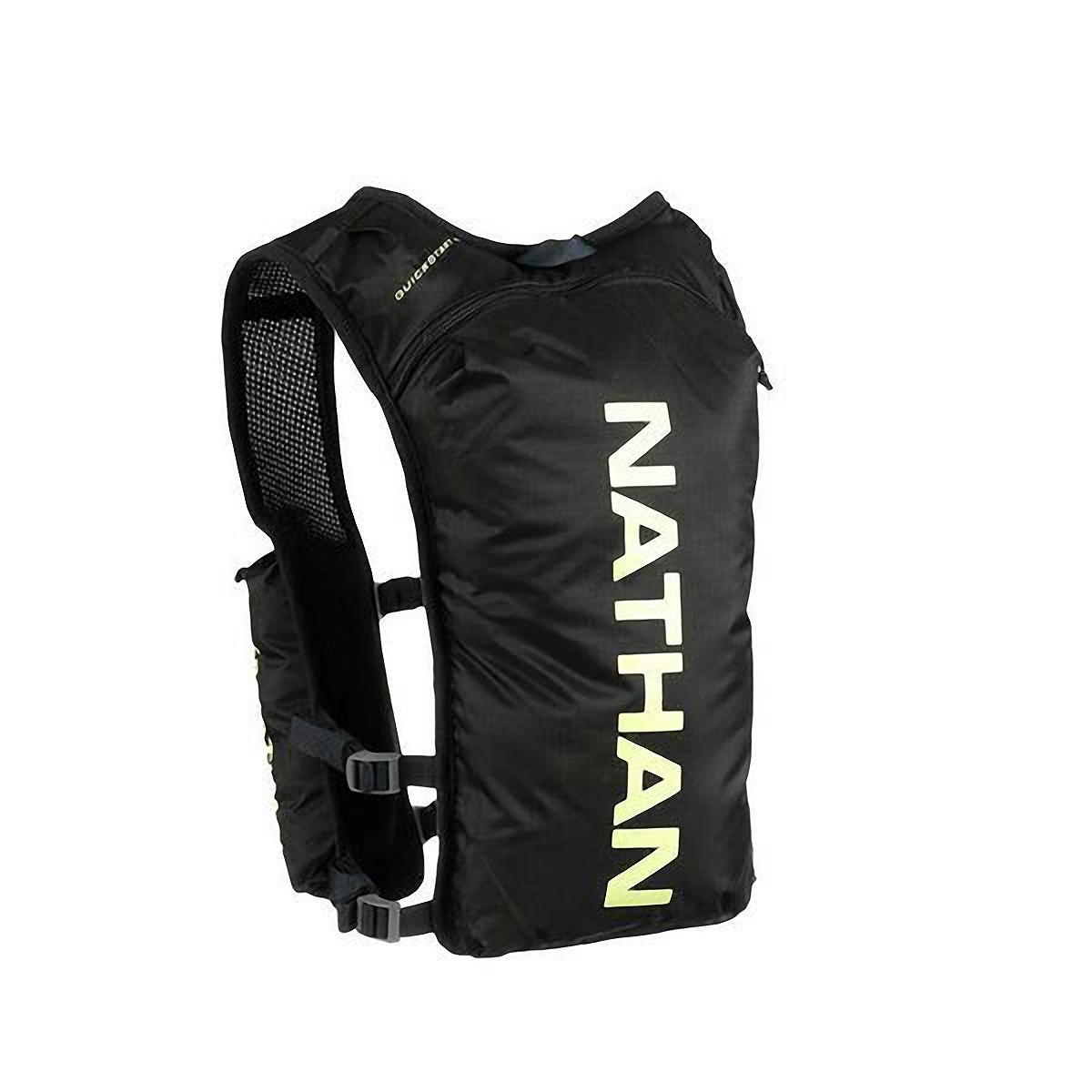 Nathan Quickstart 4 Liter Race Pack - Color: Black - Size: One Size, Black, large, image 3