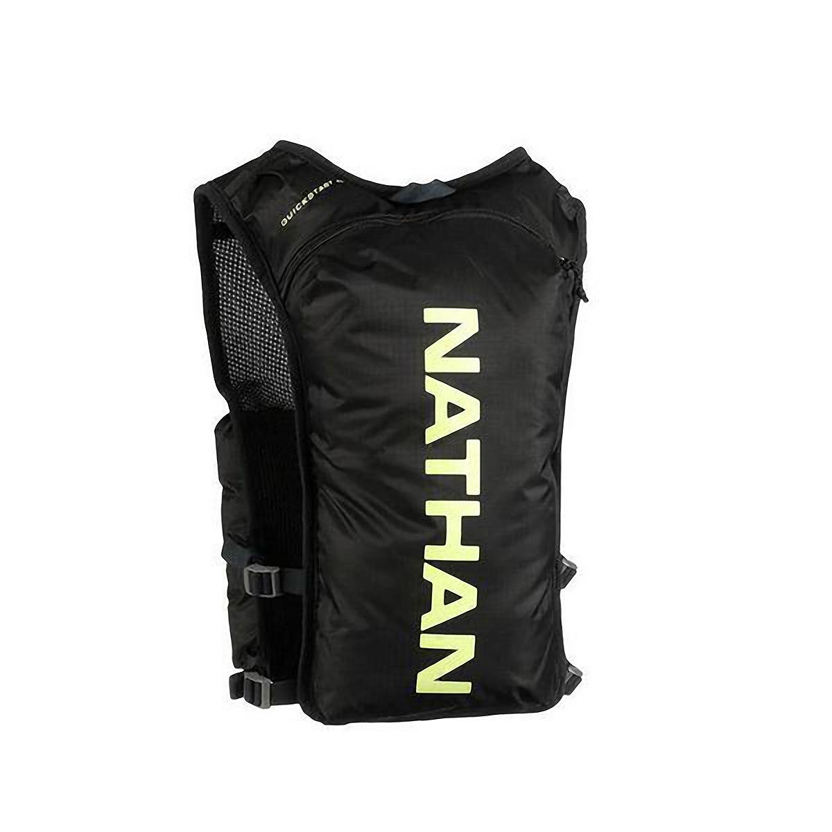 Nathan Quickstart 4 Liter Race Pack - Color: Black - Size: One Size, Black, large, image 4