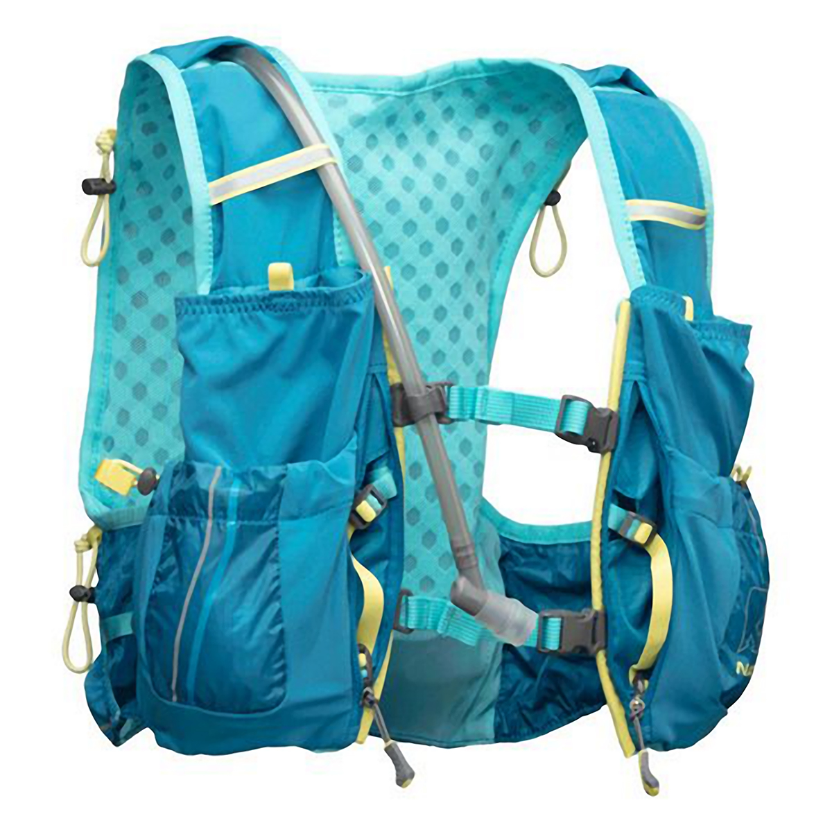 Nathan Vaporairess 2.0 7 Liter Hydration Pack - Color: Blue Jay/Blue Radiance - Size: XXS-M, Blue Jay/Blue Radiance, large, image 1