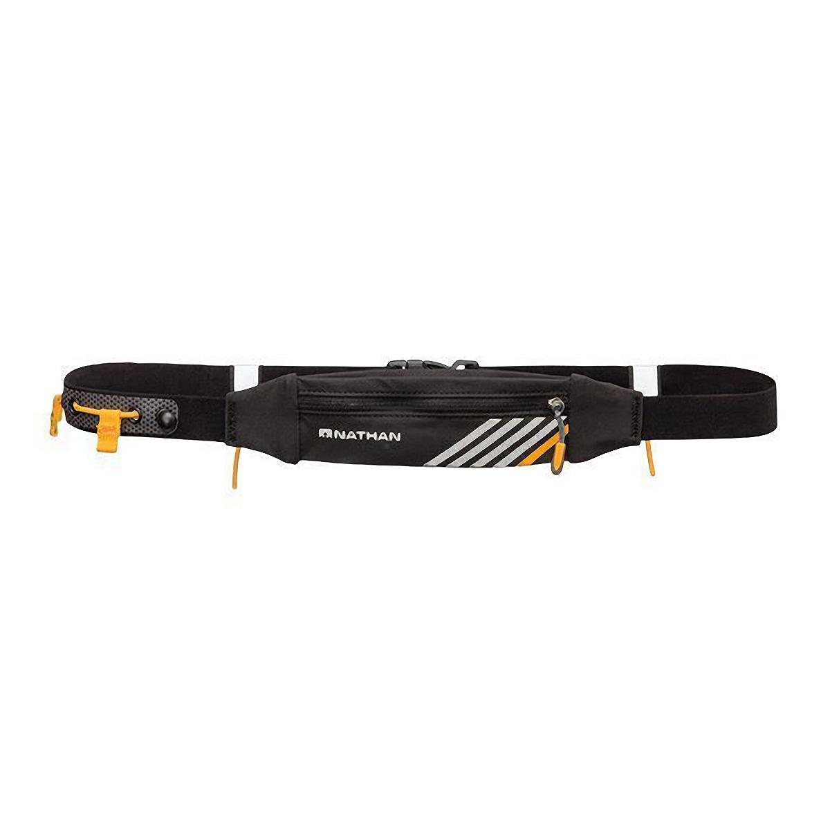 Nathan Lightspeed Pak Belt - Color: Black - Size: One Size, Black, large, image 1
