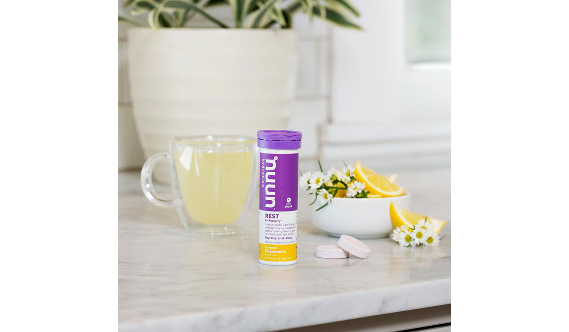 Nuun Rest Drink Tablets - Flavor: Lemon Chamomile - Size: Box of 8, Lemon Chamomile, large, image 2