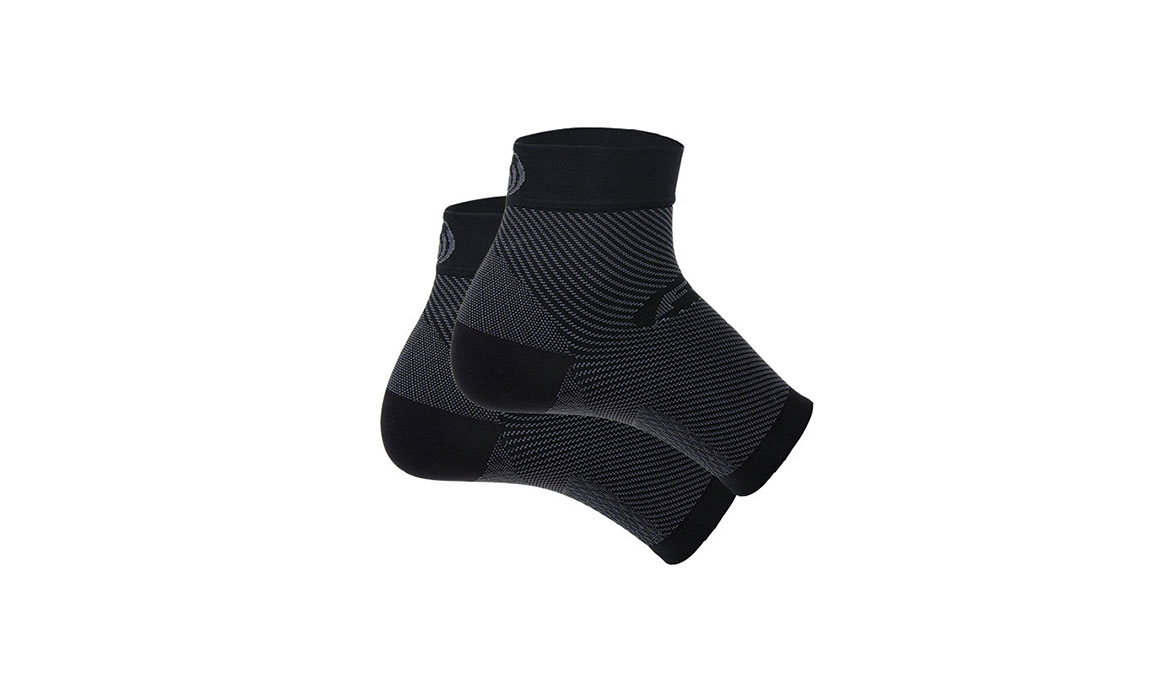 OS1st FS6 Sports Compression Foot Sleeve - Color: Black - Size: S, Black, large, image 1