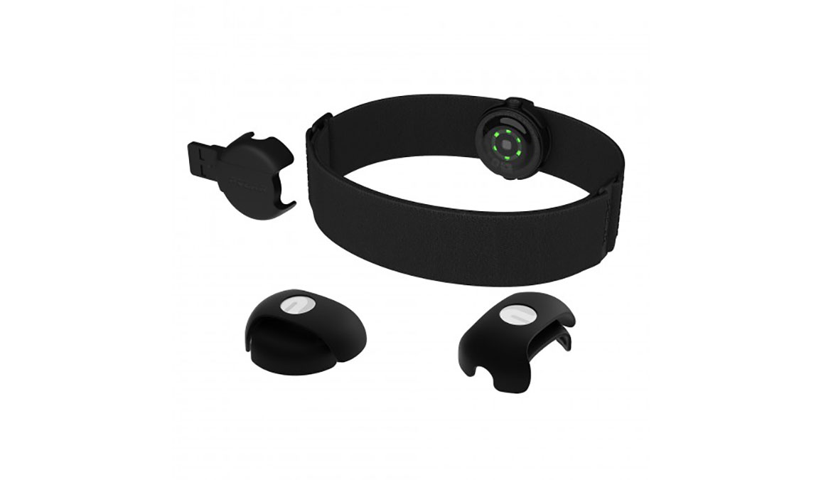 Polar OH1+ Optical Heart Rate Sensor - Color: Black Size: Medium/XX-Large - CT, Black, large, image 1