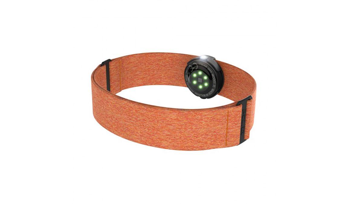 Polar OH1+ Optical Heart Rate Sensor - Color: Orange Size: Medium/XX-Large - CT, Orange, large, image 1