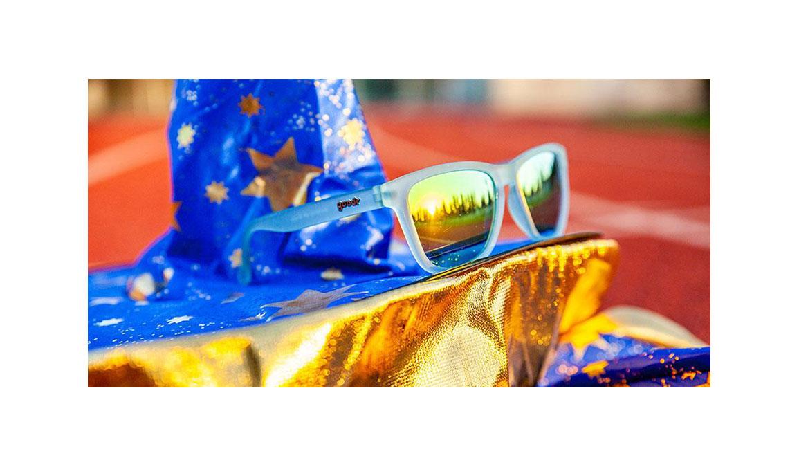 Goodr Sunbathing With Wizards The OGs Running Sunglasses Polarized NIB