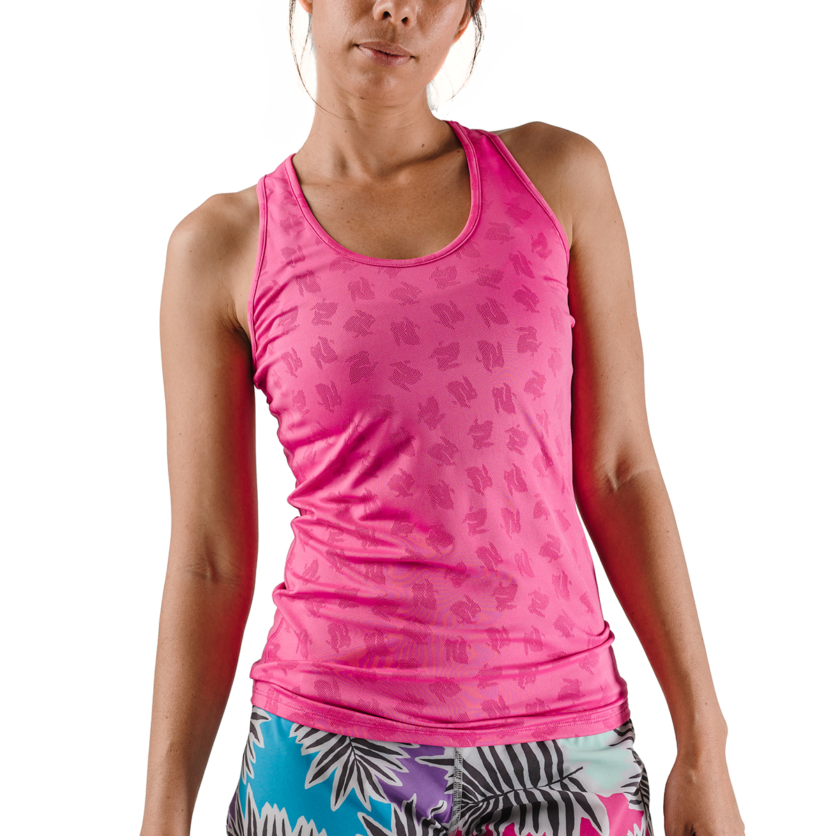Women's Rabbit Bunny Hop Tank - Color: Ibis Rose - Size: XS, Ibis Rose, large, image 1