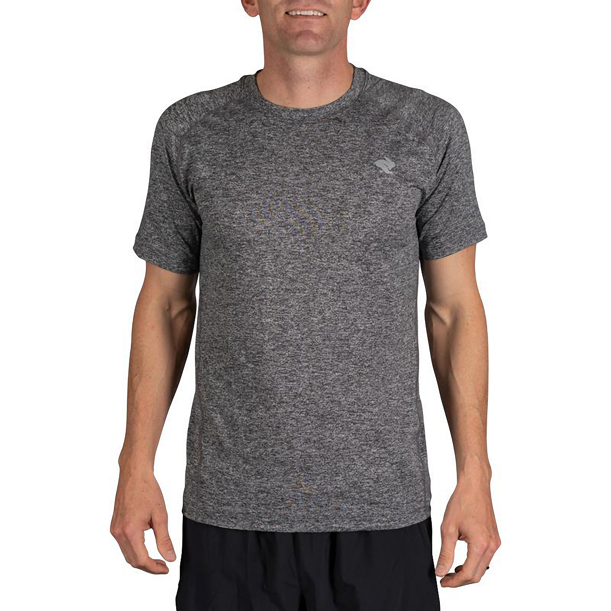 Men's Rabbit EZ Short Sleeve Tee - Color: Charcoal Heather - Size: XS, Charcoal Heather, large, image 1