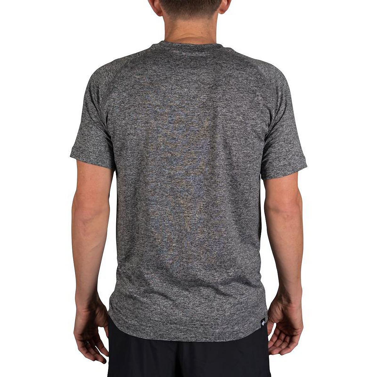 Men's Rabbit EZ Short Sleeve Tee - Color: Charcoal Heather - Size: XS, Charcoal Heather, large, image 2