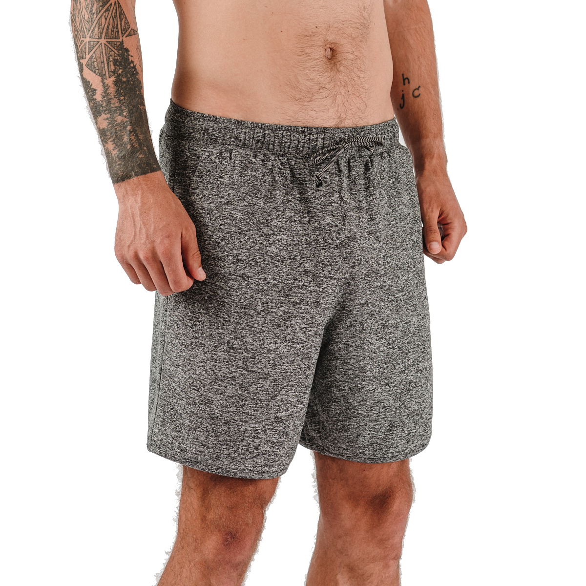 Men's Rabbit EZ 7'' Short - Color: Charcoal - Size: S, Charcoal, large, image 2