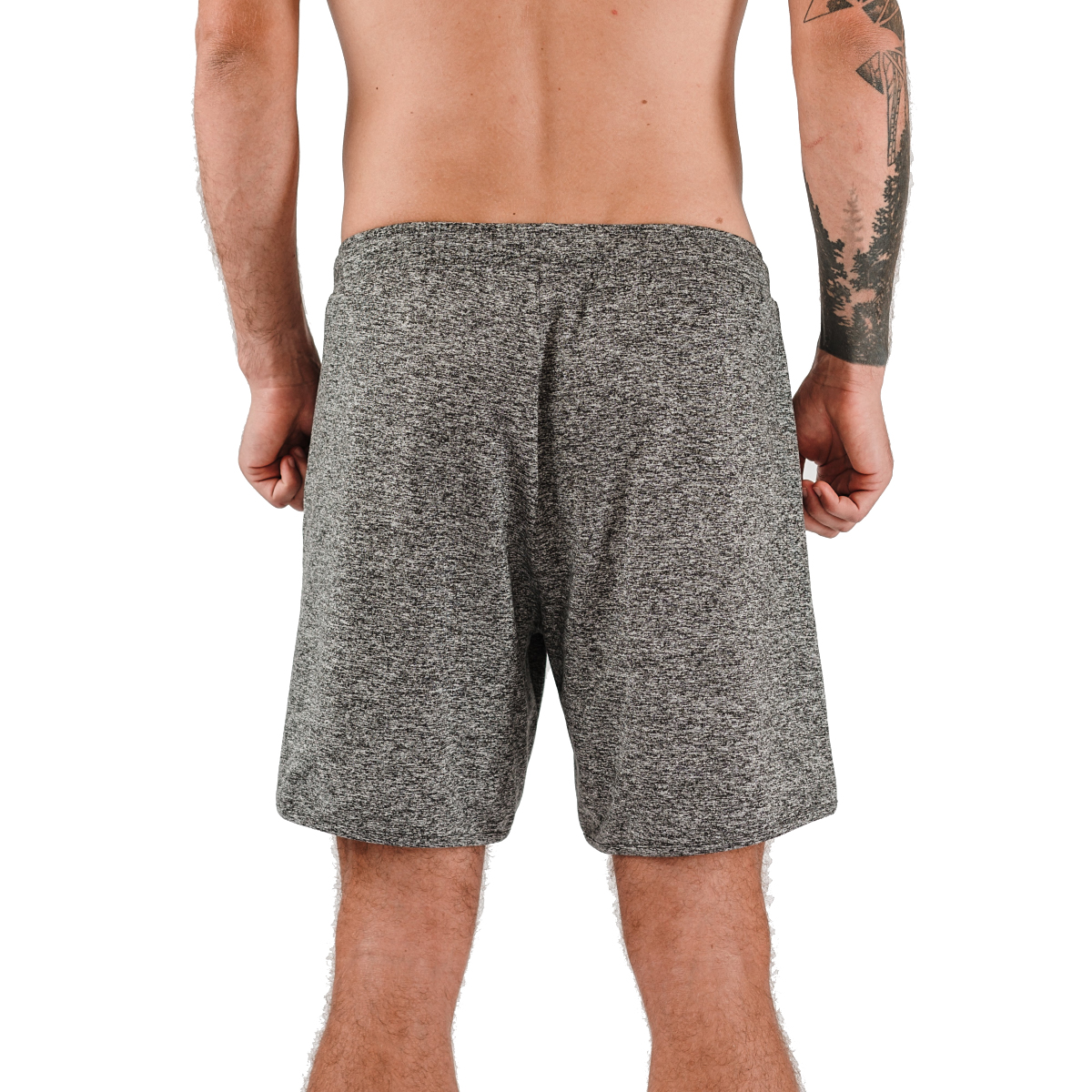 Men's Rabbit EZ 7'' Short - Color: Charcoal - Size: S, Charcoal, large, image 4