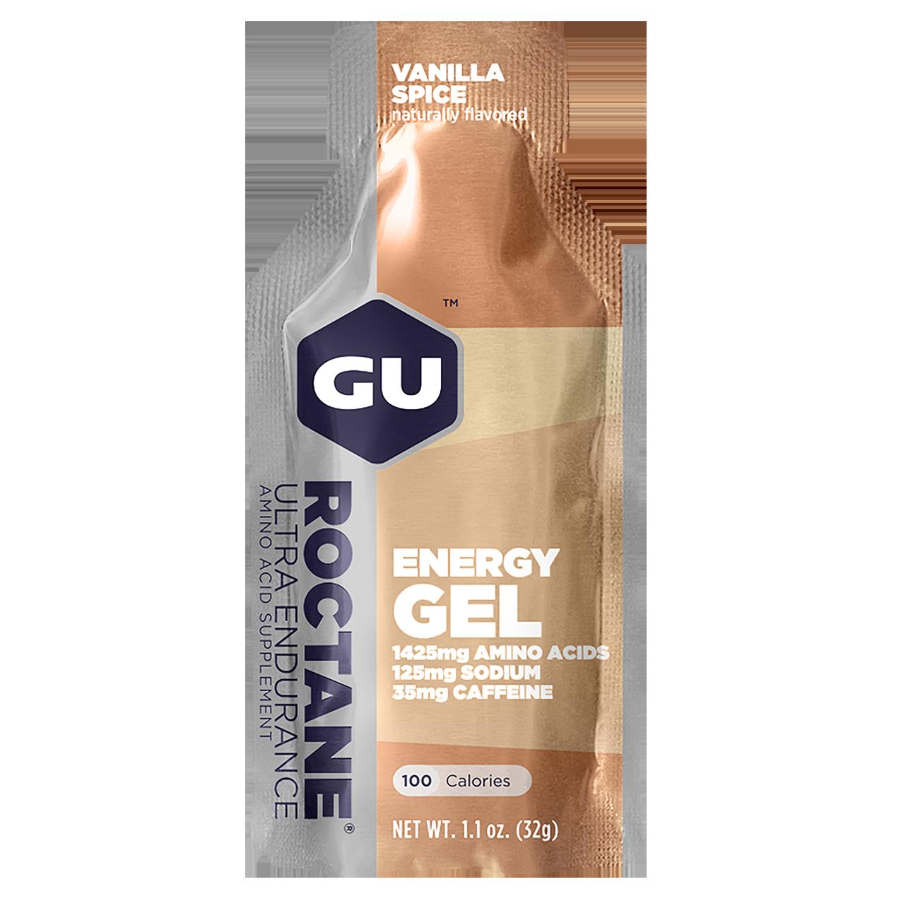 GU Roctane Gel - Seasonal Flavor- Seasalt Chocolate - Box of 24, , large, image 3