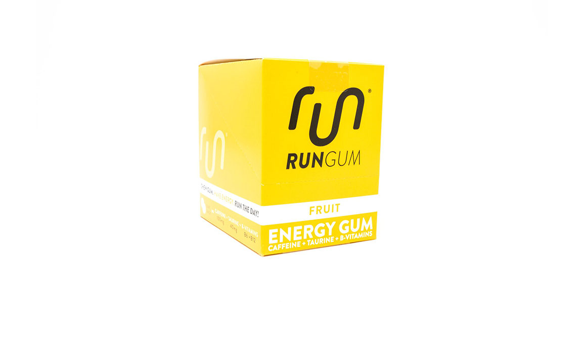Run Gum - 2 Pieces - Flavor: Fruit - Size: Box of 12, Fruit, large, image 1